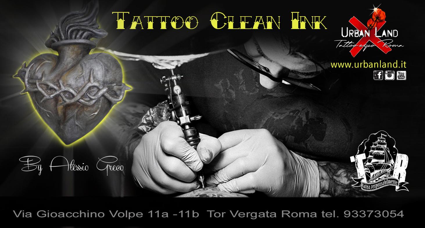 Tattoo Clean Ink